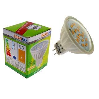 6 watt led leuchtmittel gu5 3 mr16 12 volt dimmbar 4 49. Black Bedroom Furniture Sets. Home Design Ideas