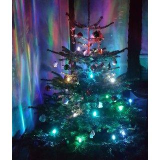 Trango Brilon 24 LED Weihnachtskerzen Innenbereich