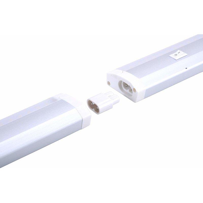 LED Unterbauleuchte Küche Lichtleiste 600mm lang 11 Watt 230V